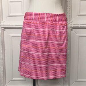 Vineyard Vines Skirts - NWT Vineyard Vines Pink Orange Whale Print Skirt